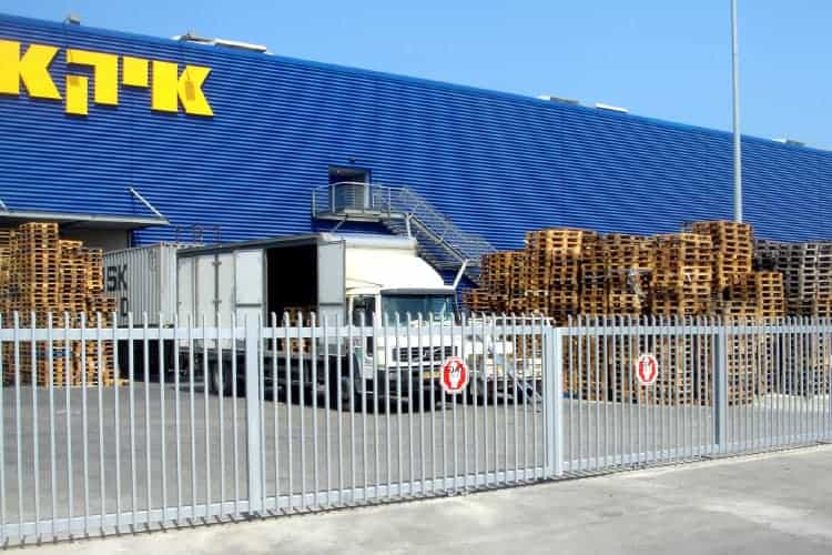 הגדול שערים חשמליים | שערים אוטומטיים | שער חשמלי | מחסומים | עופר שערים EI-59