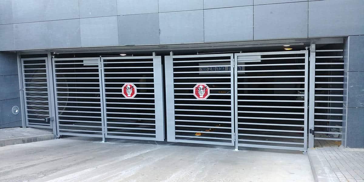 שערים מתקפלים מהירים