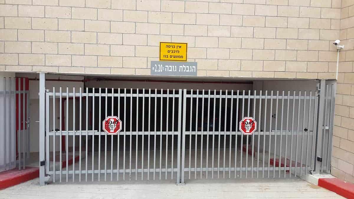 שער חשמלי, שערים חשמליים